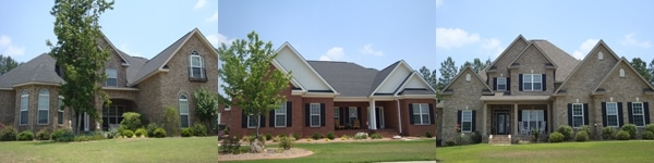 Windsor Heights Subdivision in Bonaire GA 31005