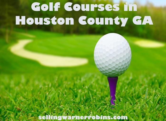Golf Courses in Houston County GA