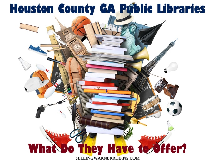Houston County Georgia Public Libraries
