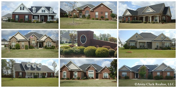 Rose Hill Subdivision in Warner Robins GA 31088