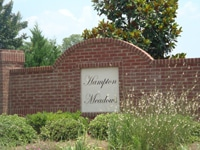 Hampton Meadows Subdivision, Bonaire GA 31005 - Bonaire Homes for Sale