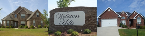 Wellston Hills Subdivision, Bonaire GA 31005 - New Homes for Sale in Bonaire GA