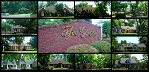 The Grove Subdivision, Warner Robins Georgia 31088 – Warner Robins Houses