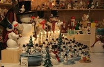 Things to do in Perry GA: The Mistletoe Market