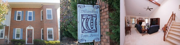 104 Williamsburg - Williamsburg Town Homes Subdivision