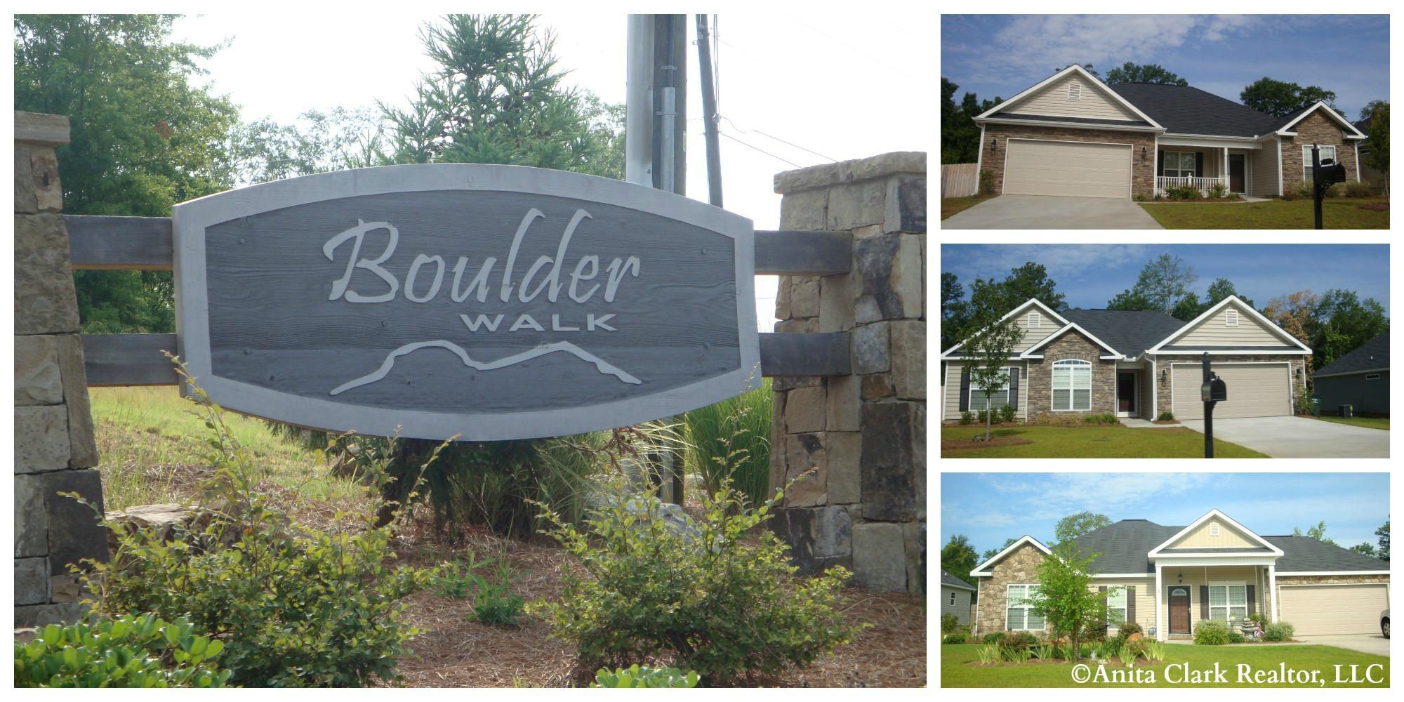 Boulder Walk Subdivision in Bonaire GA 31005