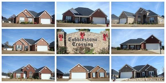 Cobblestone Crossing Subdivision in Warner Robins GA 31088