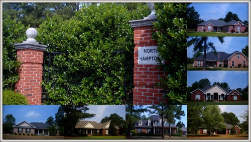 North Hamptons Subdivision - Perry GA 31069