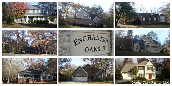 The Enchanted Oaks II Subdivision in Bonaire GA 31005