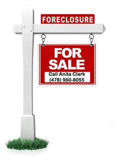 Foreclosures in Warner Robins Georgia 31088 - April 2012