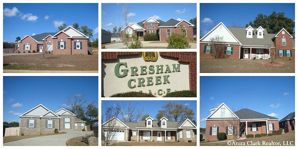 Gresham Creek Place Subdivision in Perry GA 31069