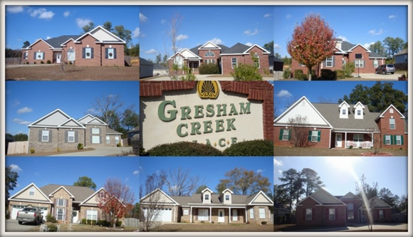 Gresham Creek Place Subdivision in Perry GA 31069