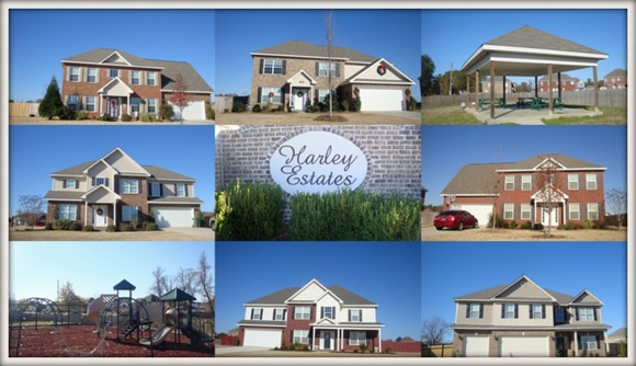 Harley Estates Subdivision in Bonaire Georgia 31005
