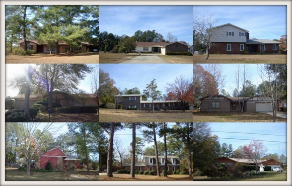 Centerville GA 31028 - Hidden Valley Subdivision