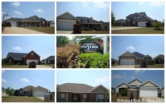 Houston Pointe Subdivision in Centerville GA 31028