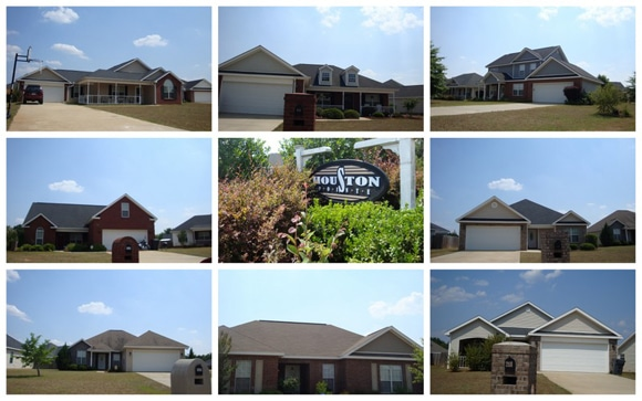 Houston Pointe Subdivision in Centerville GA 31028