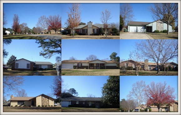 Idlewood Acres Subdivision in Bonaire GA 31005