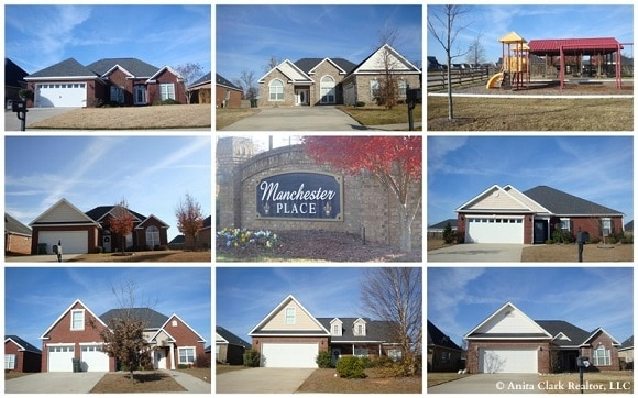 Manchester Place Subdivision in Byron GA 31008