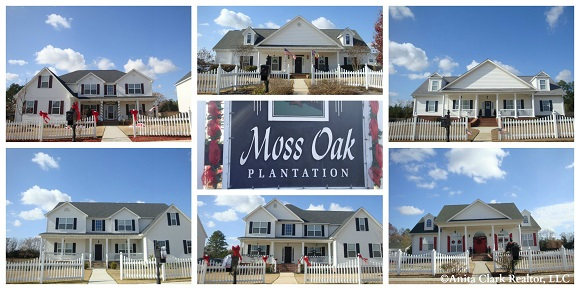 Moss Oak Plantation Subdivision in Kathleen GA 31047