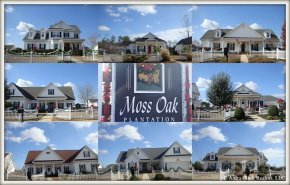 Subdivisions in Kathleen GA 31047 - Moss Oak Plantation Subdivision