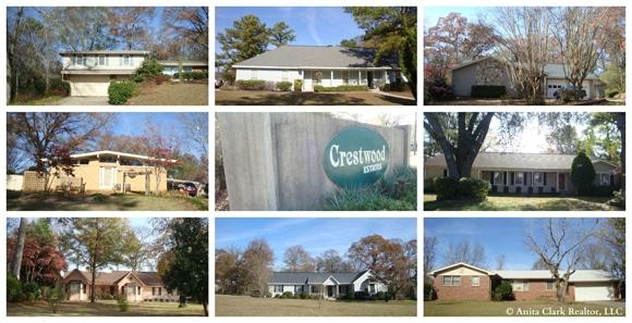 Crestwood Estates Subdivision in Centerville GA 31028