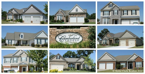 Byron GA Subdivisions - Cumberland Shores Subdivision