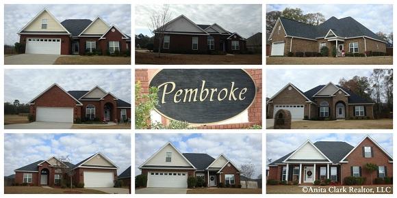 The Pembroke Subdivision in Kathleen GA 31047