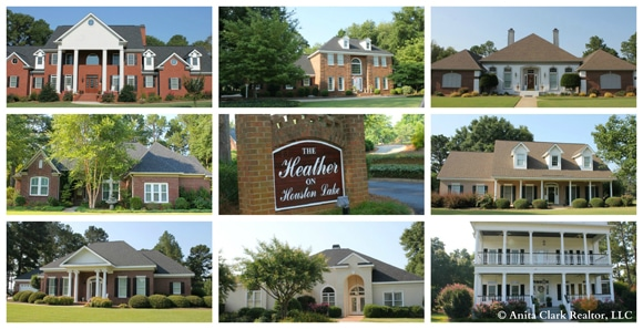 Kathleen GA Communities - The Heather on Houston Lake Subdivision