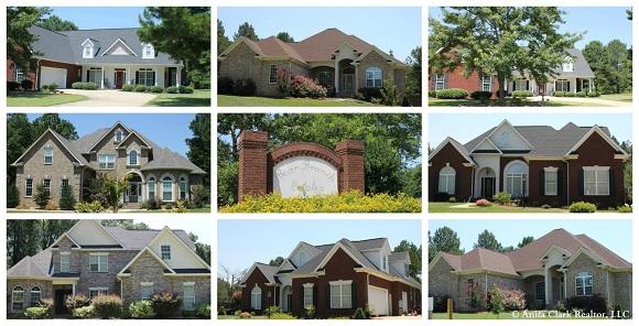 Bear Branch Estates Subdivision in Kathleen GA 31047