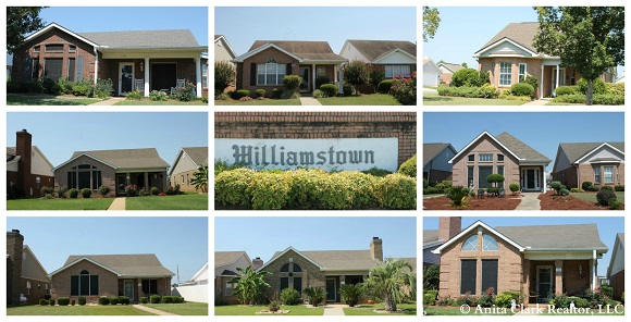 The Williamstown Subdivision in Warner Robins GA 31093