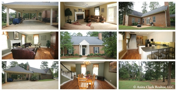 Just Listed in Perry GA 31069 in the Country Club Downs Subdivision