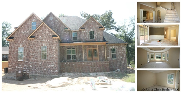 New Construction Homes in Bonaire GA - Windsor Heights Subdivision