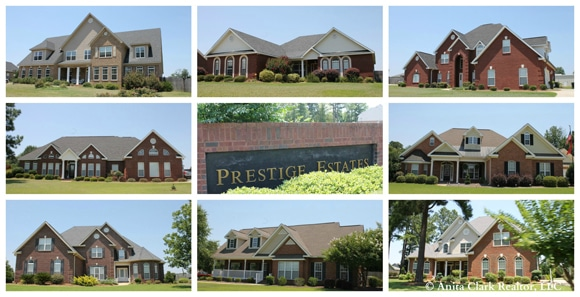 Communities in Warner Robins GA 31088, Prestige Estates Subdivision