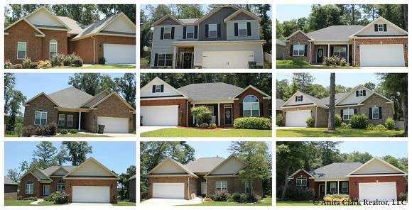 Governors Cove Subdivision in Warner Robins GA 31088