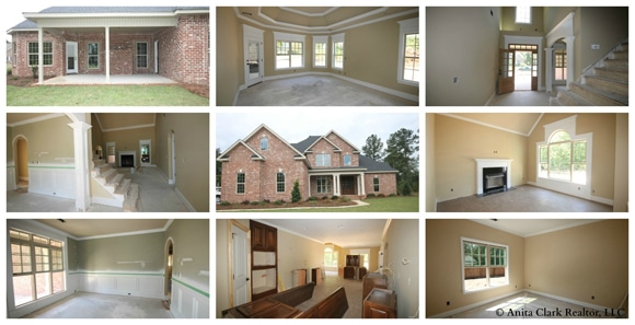 New Construction Homes in Bonaire GA, Southfield Plantation Subdivision