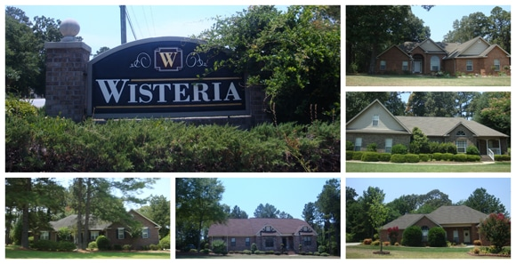 The Wisteria Subdivision in Bonaire GA 31005
