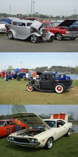 Warner Robins GA Events: The 20th Annual Wings and Wheels Car Show