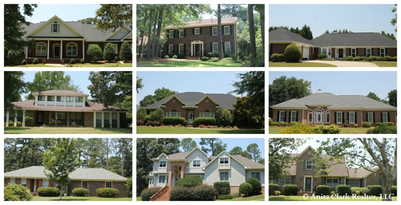 Windsor Forest Subdivision in Warner Robins GA 31088