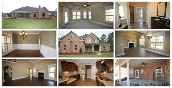 New Construction Home for Sale in Bonaire GA, Southfield Plantation