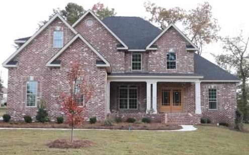 Bonaire GA Open House, Windsor Heights Subdivision, Dec 9th 2012