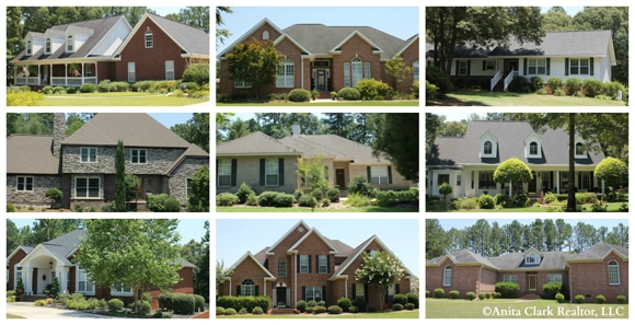 Quail Run Subdivision in Warner Robins GA 31088