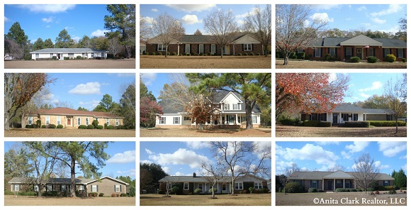 Pleasant View Subdivision in Kathleen GA 31047