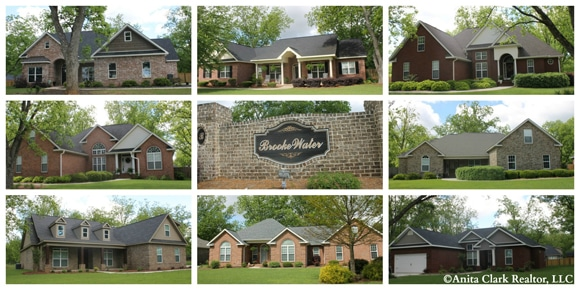 Brookewater Subdivision in Perry GA 31069