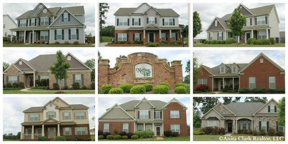 Notting Hill Subdivision in Perry GA 31069