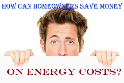 What Can Homeowners Do to Save on Energy Costs