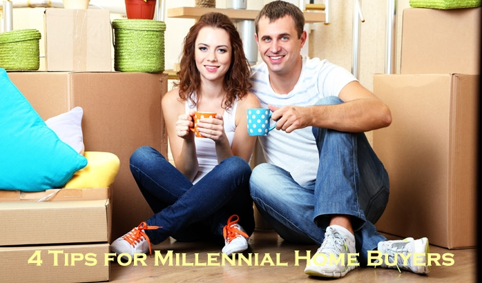 4 Tips for Millennial HomeBuyers