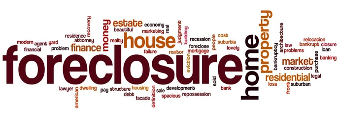 Foreclosures in Middle Georgia