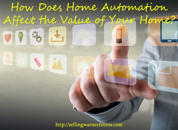 How Does Home Automation Affect the Value of Your Home