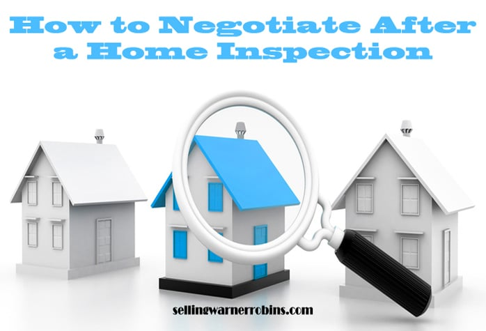 Negotiating Home Inspection Issues