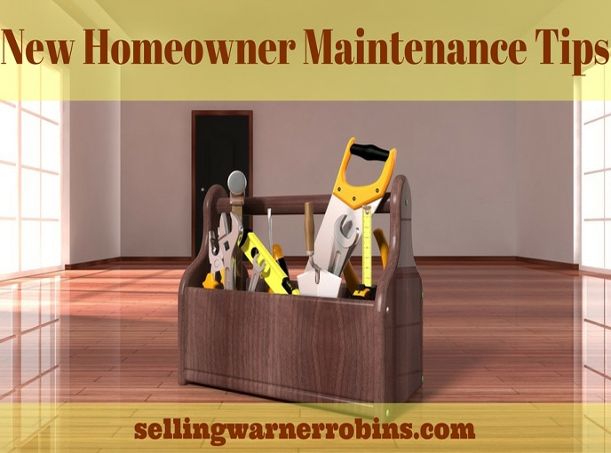 New Homeowner Maintenance Tips